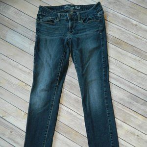 American Eagle Outfitters Stretch Skinny Jeans 6